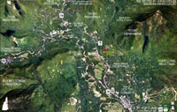 Click to view the Mount Washington Valley bandscan map